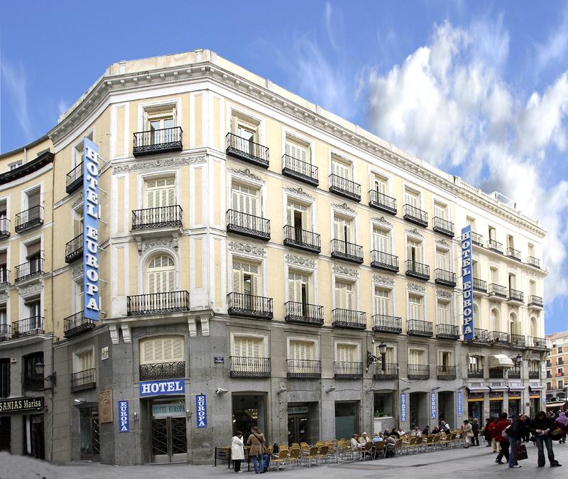 Hotel Europa Madrid Spain