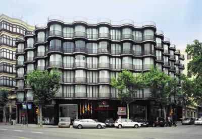 Hotel Guitart Barcelona Muntaner