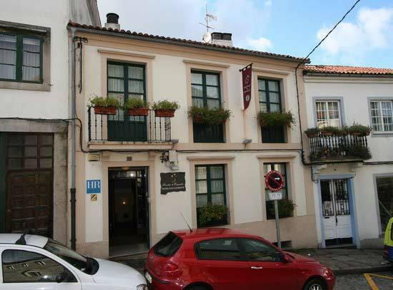 Hotel San Clemente Santiago De Compostela