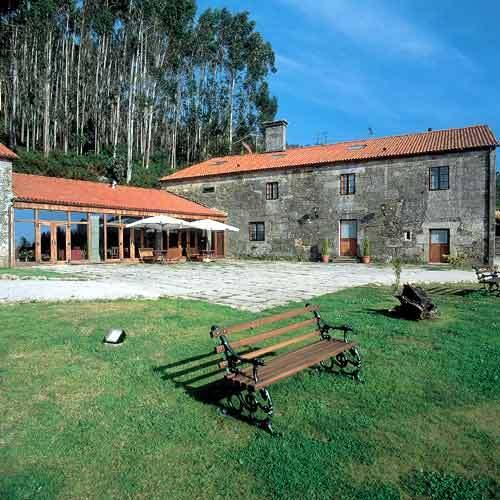Hotel casa grande do bachao santiago de compostela - Casa grande do bachao ...