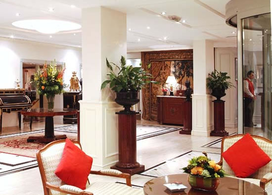 Hotel meli vendome boutique paris 1er arrondissement for Boutique hotel 9th arrondissement