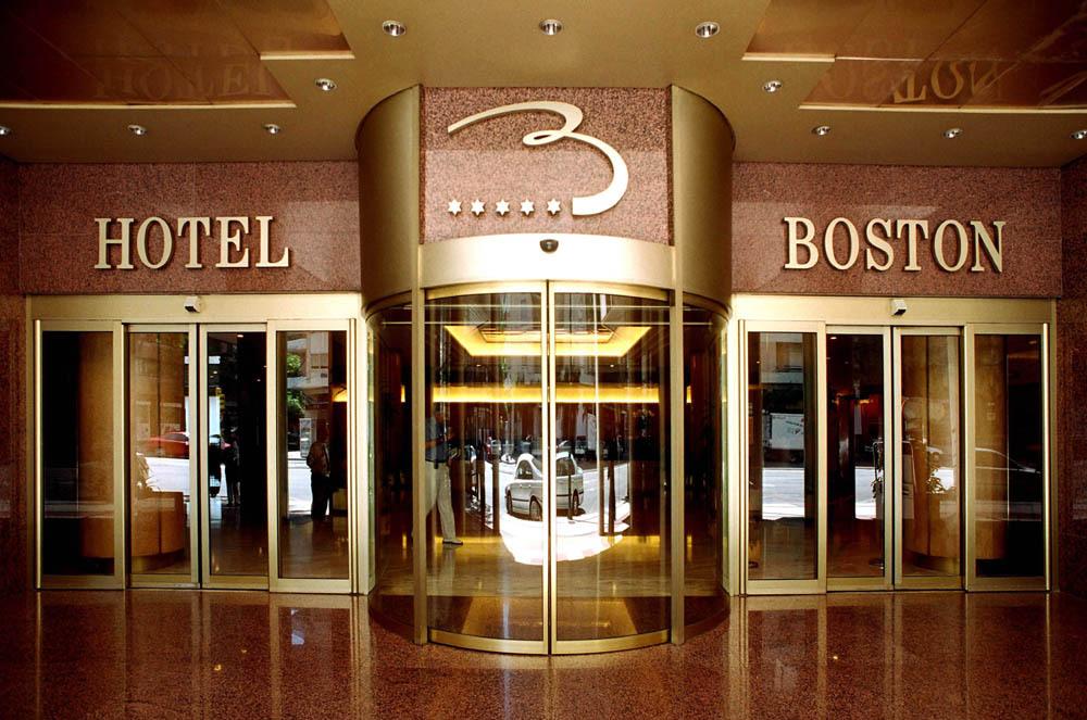 Hamburg Boston Hotel