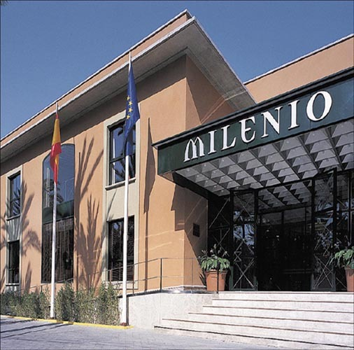 Hotel jard n milenio elx spanien for Hotel jardin del milenio
