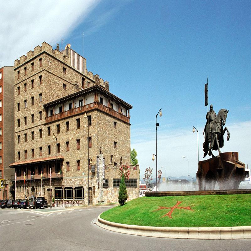 Ponferrada Spain  City pictures : Hotel Temple Ponferrada, Ponferrada, Spain | HotelSearch.com