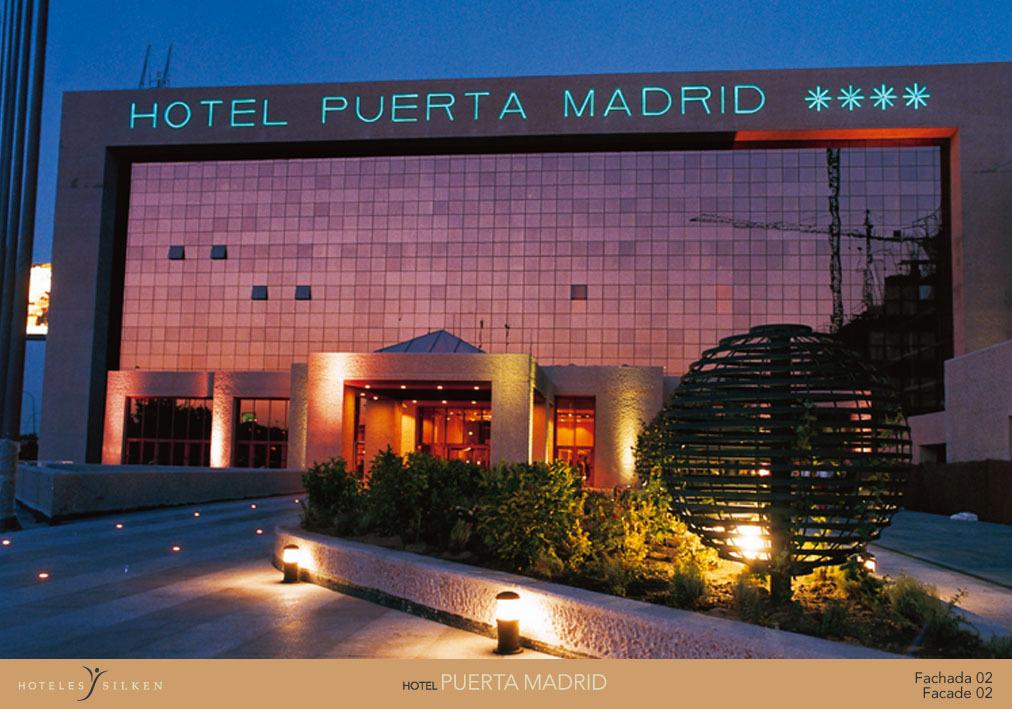 Hotel silken puerta madrid madrid espa a - Hotel only you en madrid ...