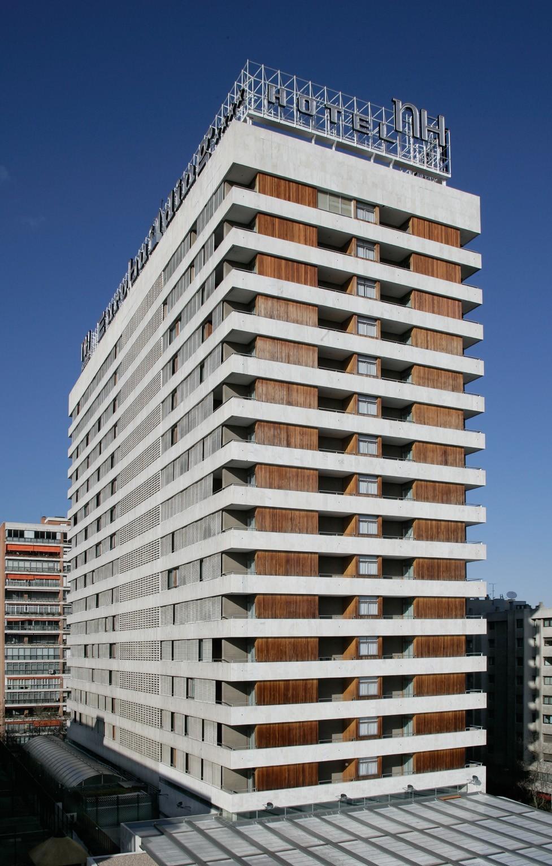 Hotel Madrid Avec Parking