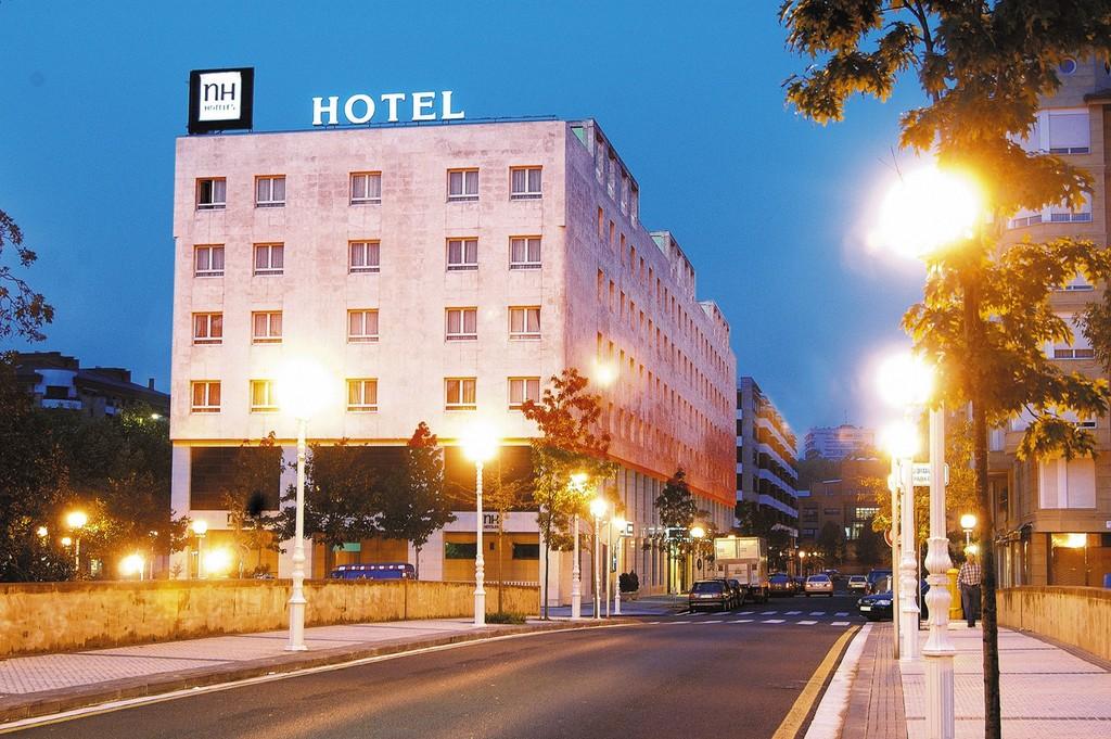 Hotel nh ar nzazu donostia san sebastian spain - Hotel iturregi san sebastian ...