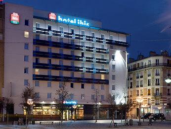 Hotel Boulevard Victor Paris
