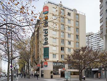 Hotel Ibis Avenue D Italie Paris