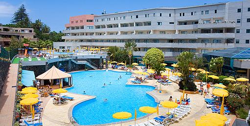 Hotel gran hotel turquesa playa puerto de la cruz spain - Turquesa playa puerto de la cruz ...