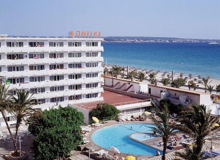 Aparthotel kontiki playa palma de mallorca espa a - Codigo postal mallorca palma ...