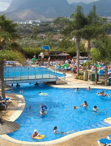 Hotel Flamingo Oasis Benidorm Spain Hotelsearch Com