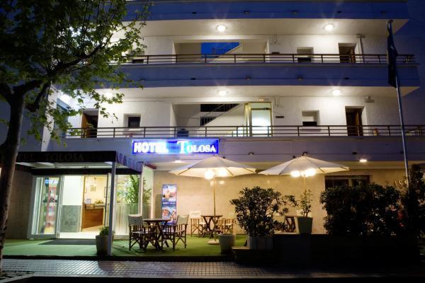 Hotel Tolosa Espagne