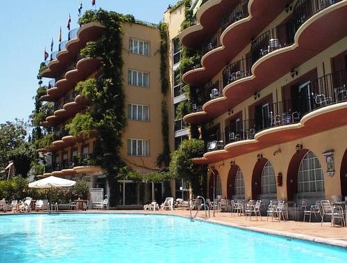 Hotel los ngeles granada spain - Hotel los angeles granada ...