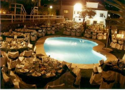 Hotel cortijo huerta dorotea prado del rey espa a for Piscina huerta del rey