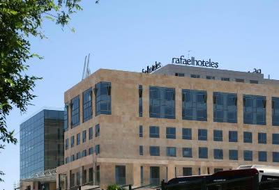 Hotel Rafaelhoteles Madrid Norte Alcobendas Spain