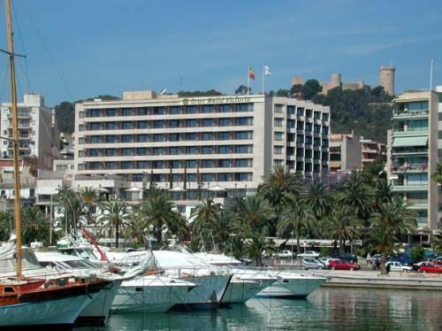 Hotel gran meli victoria palma spain for Gran melia hotel