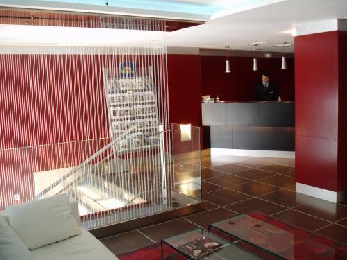 Hotel Best Western Villa Barajas Airport Madrid Spain
