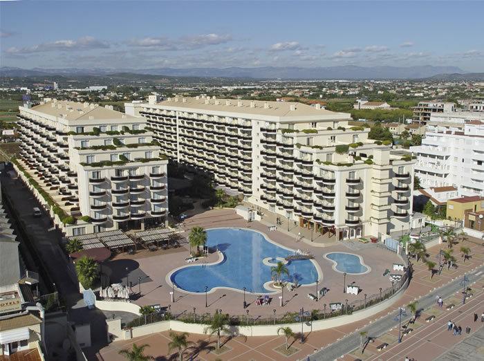 hotel papaluna de peniscola: