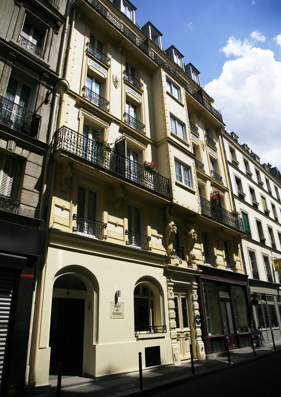 Hotel de nemours paris 11e arrondissement france for Hotel 11 arrondissement paris