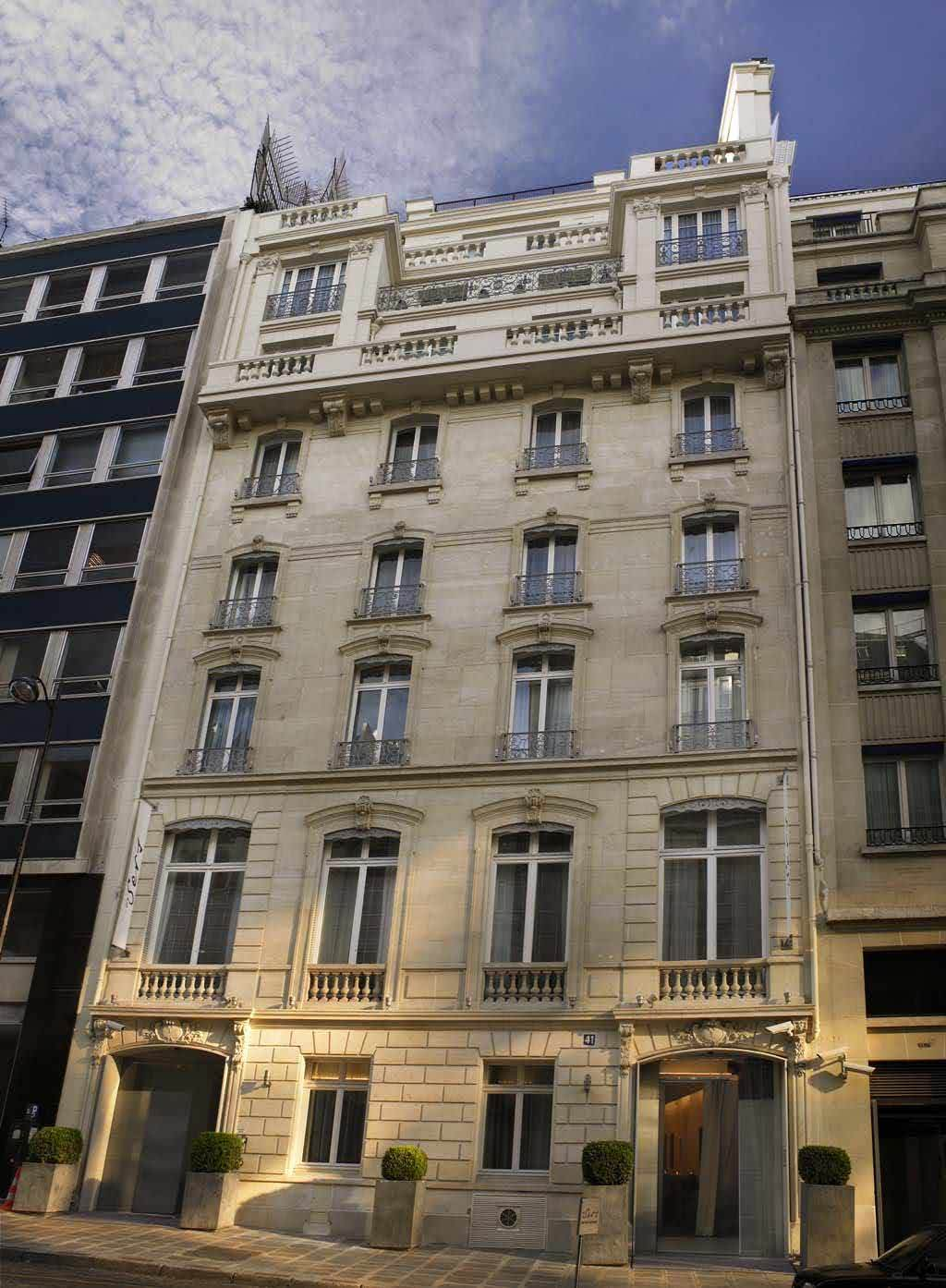 hotel de sers paris 8e arrondissement