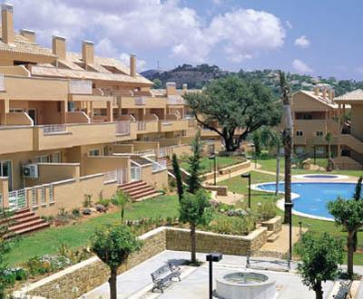 Apartment los jardines de santa maria golf marbella for Jardines de santa maria elviria