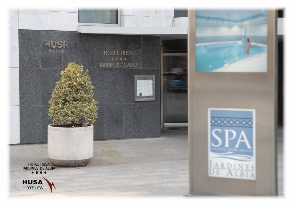 Hotel jardines de albia bilbao spain - Hotel bilbao jardines ...