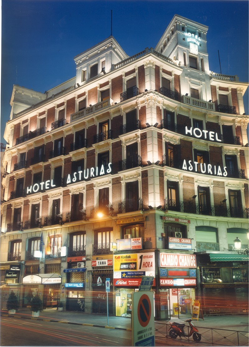 Hotel Asturias Madrid Spain Hotelsearch Com