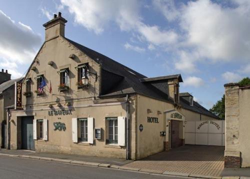 Hotel Le Bayeux Calvados France