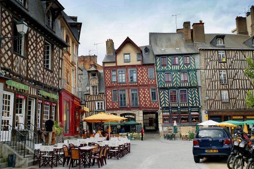 Parking Centre Ville De Rennes