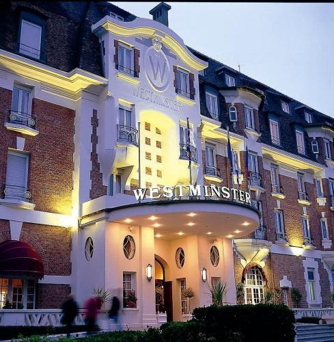 Hotel Westminster Hôtel & Spa, Le Touquet-Paris-Plage, France ...