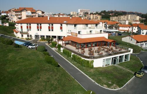 Hotel le biarritz pyrenees atlantiques france for Hotels 3 etoiles biarritz