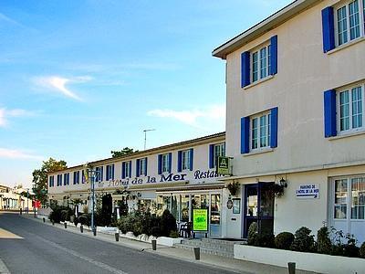Hotel De La Plage La Tranche Sur Mer