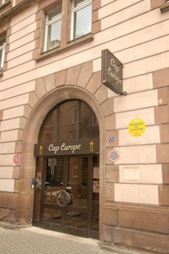 Cap Europe Appart Hotel Strasbourg