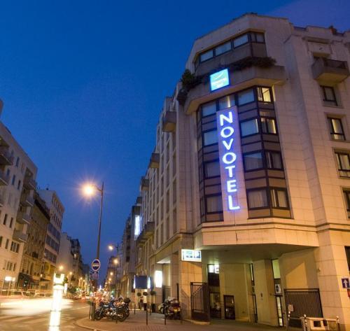 Hotel Rue De Vaugirard Paris