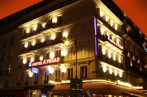 Hotel Kyriad Paris Gare Du Nord