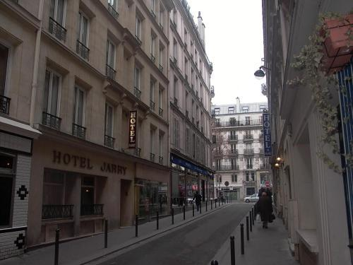 Hotel De France Paris Rue Jarry