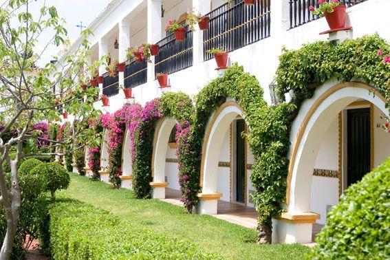 Hotel el cortijo blanco marbella espa a for Blanco hotel