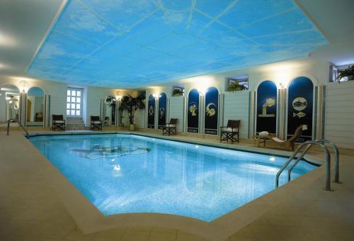 Hotel grand hotel des bains riccione italien for Grand hotel des bain