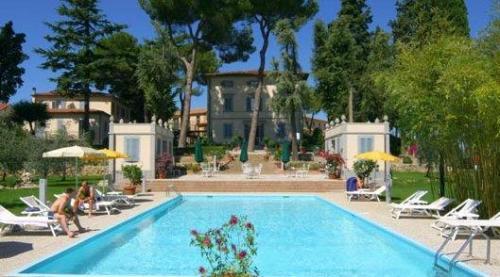 Villa San Paolo Hotel San Gimignano Italy