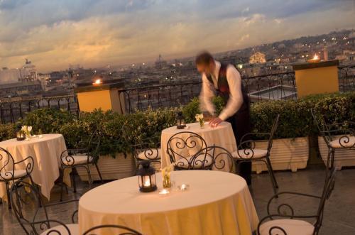 Hotel Design Rome Centre Ville