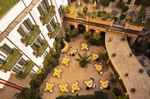 Hotel De La Ville Roma Via Sistina