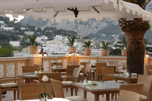 hotel capri tiberio palace resort spa capri italy. Black Bedroom Furniture Sets. Home Design Ideas