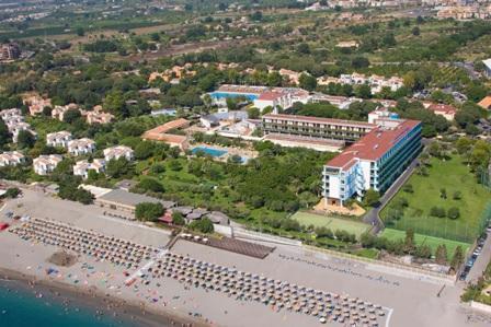 Giardini naxos beach, Unahotels Naxos Beach Sicilia 4*