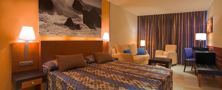 Отель в бенидорме вилла дель мар