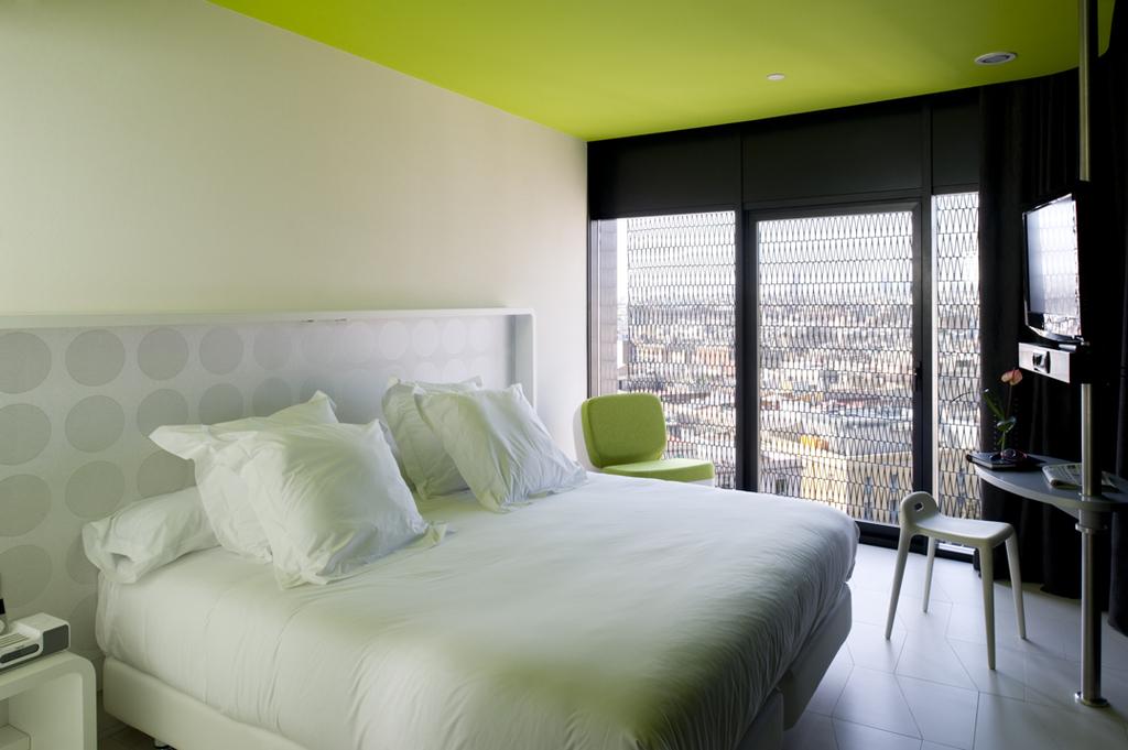 Hotel Barcelo Raval Barcelona Bewertungen