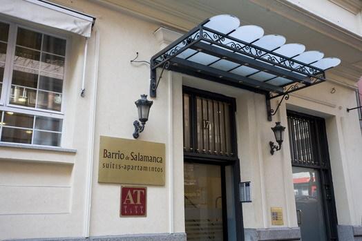 Hotel Barrio De Salamanca Madrid Spain