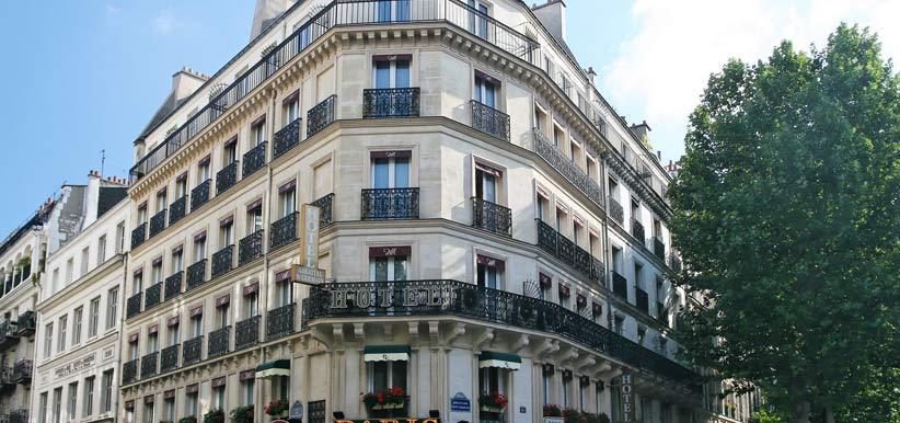 hotel abbatial saint germain paris 5e arrondissement francia. Black Bedroom Furniture Sets. Home Design Ideas