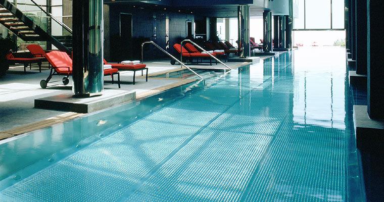 hotel gran hotel la florida barcelona espa a. Black Bedroom Furniture Sets. Home Design Ideas