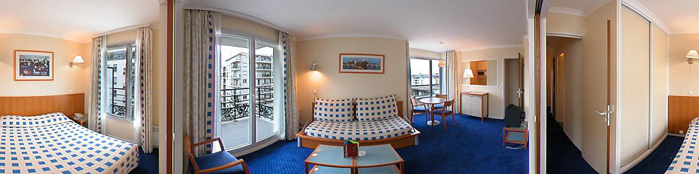 Aparthotel adagio city aparthotel buttes chaumont paris for Appart hotel 5eme arrondissement paris